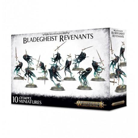 Nighthaunt Bladegheist Revenants (10)