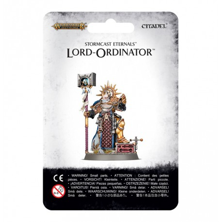 Stormcast Eternals Lord-Ordinator (1)