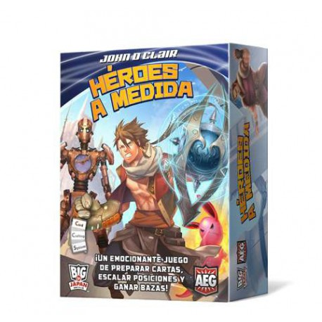 Héroes a Medida