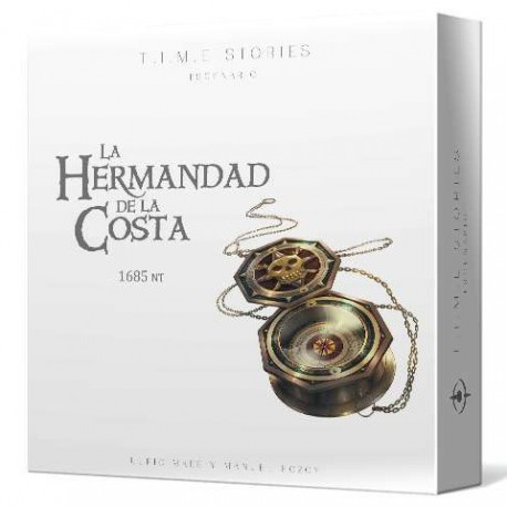 T.I.M.E. Stories: La Hermandad de la Costa (Spanish)