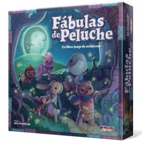 Fábulas de Peluche (Spanish)