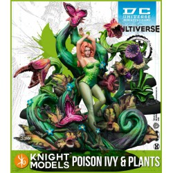 Poison Ivy & Plants (Comic) (MV)
