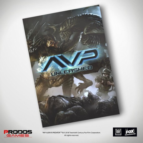 AvP Unleashed (Inglés)
