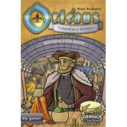 Orléans: Comercio e Intriga