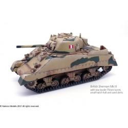 Sherman M4A2 / Sherman III