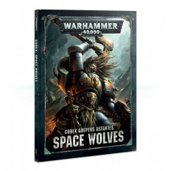 Codex: Space Wolves (Inglés)