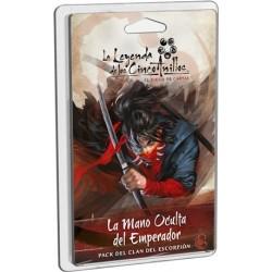 La Mano Oculta del Emperador (Spanish)