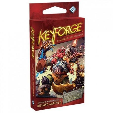 Keyforge: La Llamada de los Arcontes (Spanish)