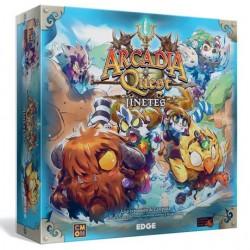 Arcadia Quest Jinetes (Spanish)
