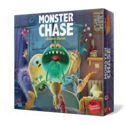 Monster Chase (Spanish)