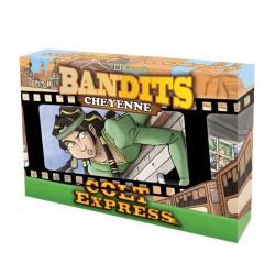 Colt Express: Bandits - Cheyenne (Spanish)