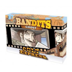 Colt Express: Bandits - Ghost (Spanish)