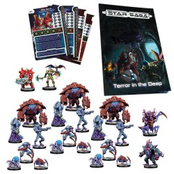 Star Saga: Terror in the Deep Expansion
