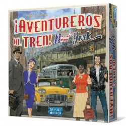 ¡Aventureros al Tren! New York (Spanish)