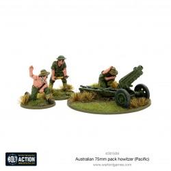 Australian 75mm Pack Howitzer