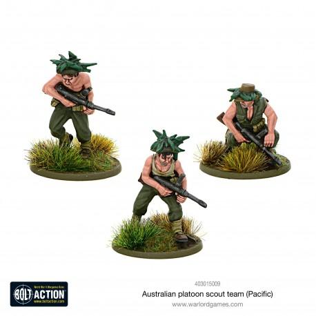 Australian Platoon Scout Team