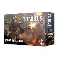 Adeptus Titanicus Reaver Battle Titan (1)