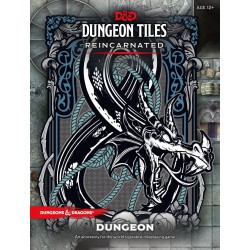 D&D Tiles Reincarnated - Dungeon