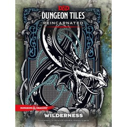D&D Tiles Reincarnated - Wilderness