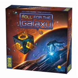 Roll for the Galaxy (Spanish) (Spanish)