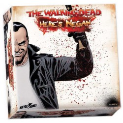 Here's Negan The Board Game (Inglés)