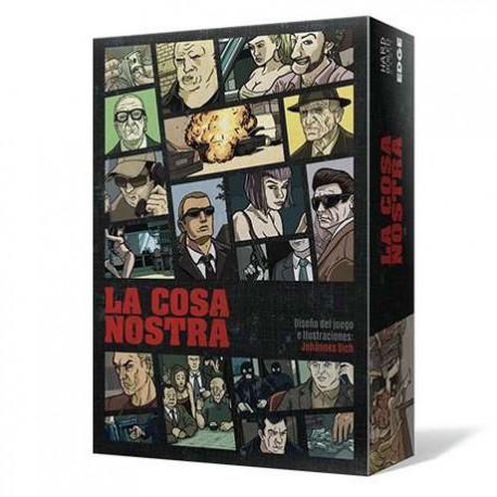La Cosa Nostra (Spanish)