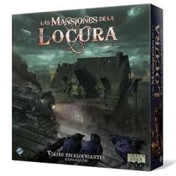 Viajes Escalofriantes - Las Mansiones de la Locura Segunda Edición (Spanish)