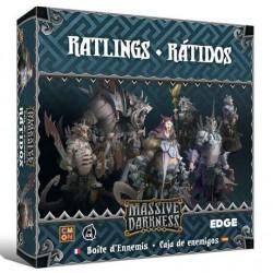 Massive Darkness - Caja de Enemigos: Rátidos (Spanish)