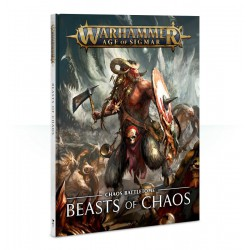 Battletome: Beast of Chaos (Castellano)