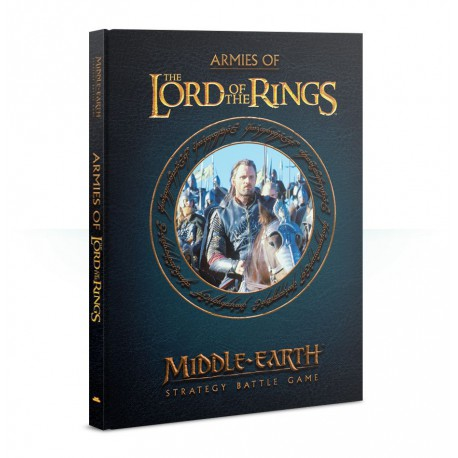 Armies of The Lord of The Rings (Inglés)