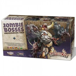 Zombie Bosses - Abomination Pack (Spanish)