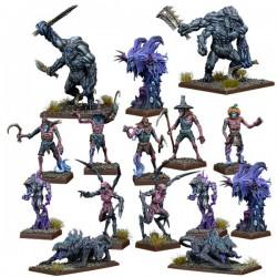 Kings of War Vanguard: Nightstalker Faction Starter (Spanish)