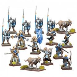 Kings of War Vanguard: Basilean Faction Starter (Spanish)