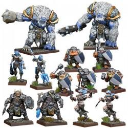 Kings of War Vanguard: Northern Alliance Faction Starter (Castellano)