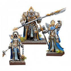 Kings of War Vanguard: Basilean Faction Booster (Castellano)