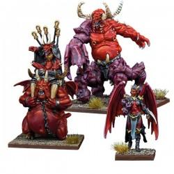 Kings of War Vanguard: Abyssal Faction Booster (Castellano)