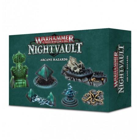 Nightvault - Arcane Hazards