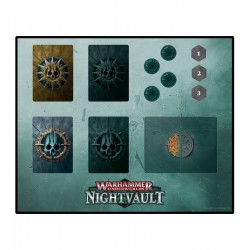 Nightvault - Playmat