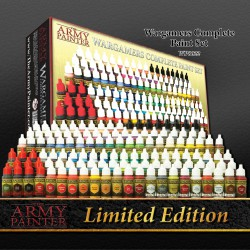 Warpaints Complete Paint Set