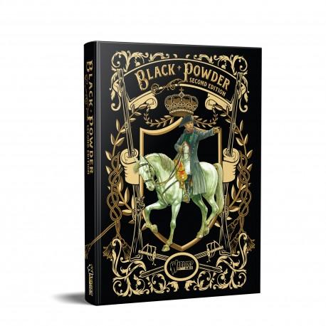 Black Powder II Rulebook (English)