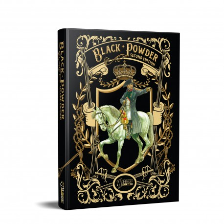 Black Powder II Rulebook (Inglés)