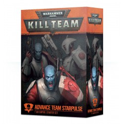 Kill Team: Advance Team Starpulse (Inglés)