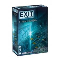 Exit 7 - El Tesoro Hundido (Spanish)