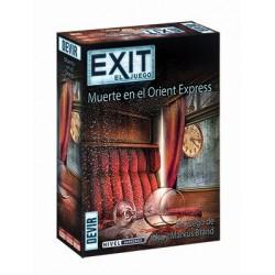 Exit 8 - Muerte en el Orient Express (Spanish)