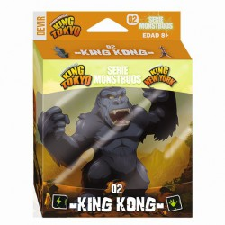King Kong - Serie Monstruos King of Tokyo/New York