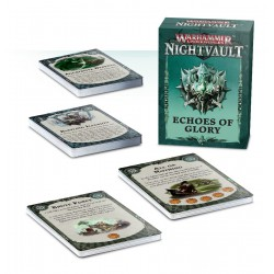 Nightvault: Echoes of Glory Card Pack (Inglés)