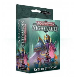 Nightvault: The Eyes of The Nine (Inglés)