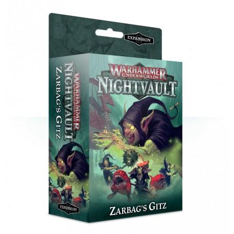 Nightvault: Zarbag's Gitz (Inglés)