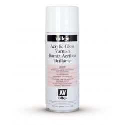 Barniz Brillante Acrílico en Spray 400ml