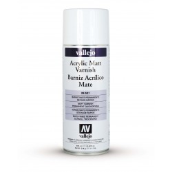 Barniz Mate Acrílico en Spray 400ml